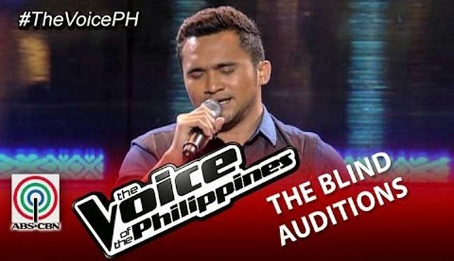 Emil Sinagpulo Sings 'Who You Are' on The Voice of the Philippines Season 2 Blind Audition