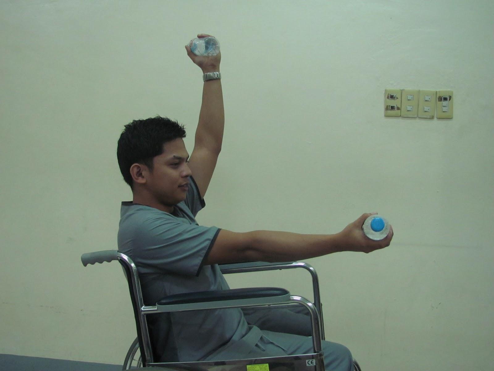 Arm Lifts Exercises : Your rehabilitation medicine