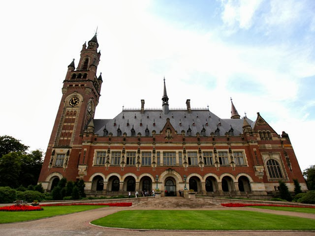 Tribunal de La Haya y la jurisprudencia internacional
