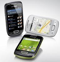 Spesifikasi dan Harga Samsung Galaxy Mini S5570