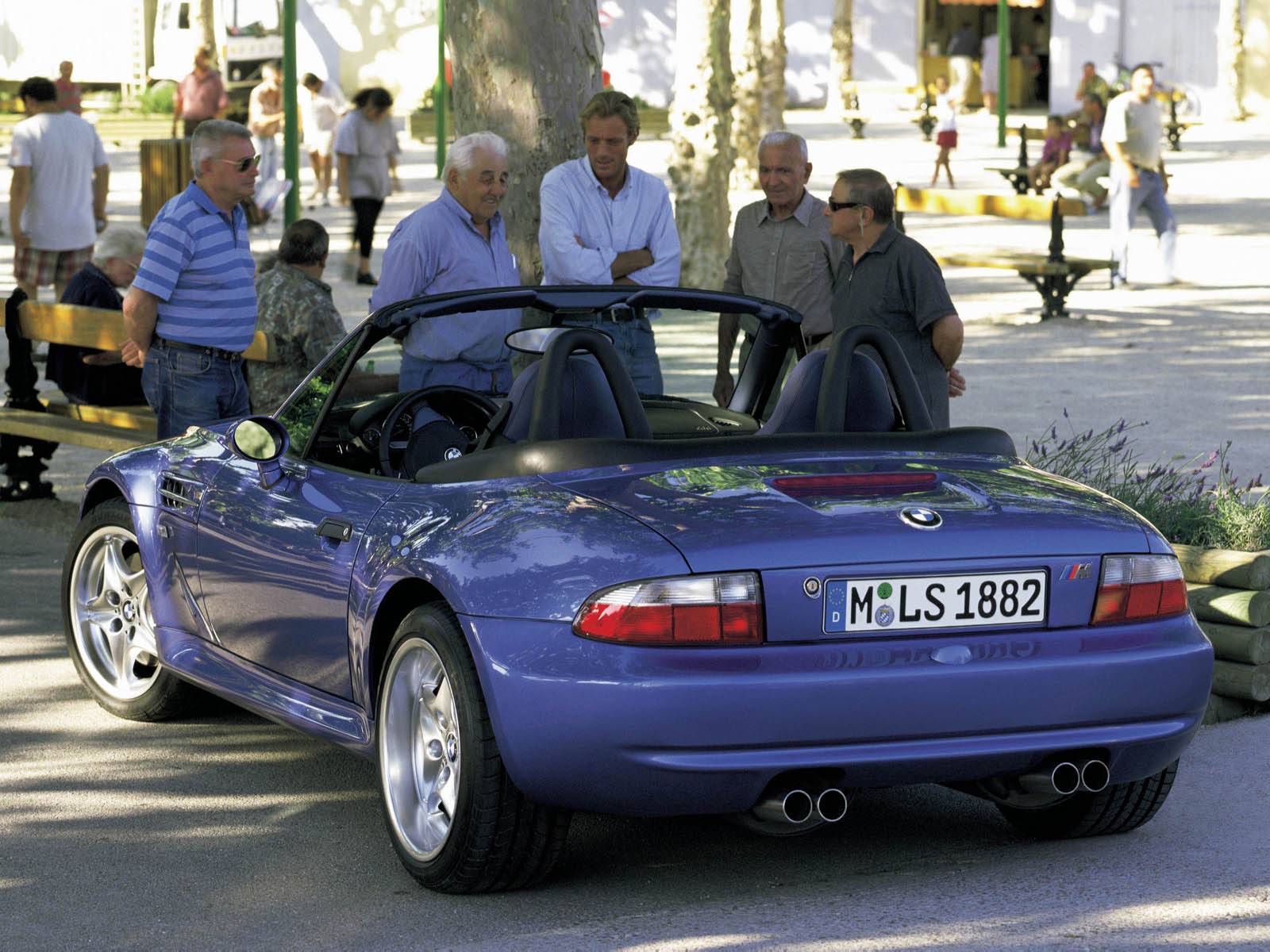 Automotive Database Bmw Z3 M Roadster