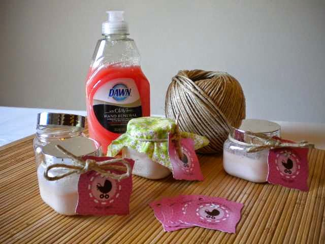 Baby Shower Favors Ideas To Make