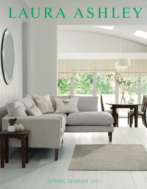 sophie wilson final major project fmp laura ashley s s 2011 catalogue. Black Bedroom Furniture Sets. Home Design Ideas