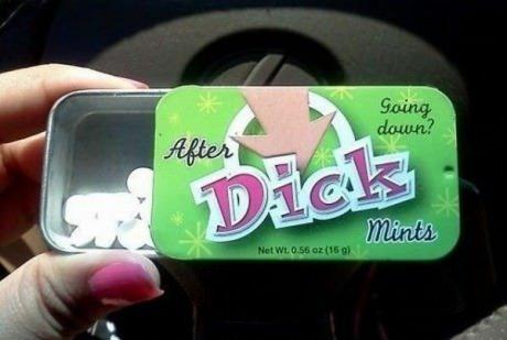 after dick mints