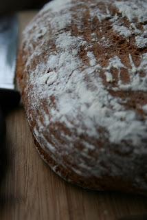 Chleb żytni drożdżowy