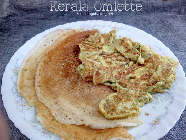 Kerala Omlette