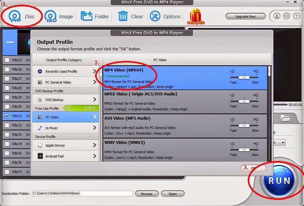 Rip and Convert DVD to MP4 Easily and Effectively