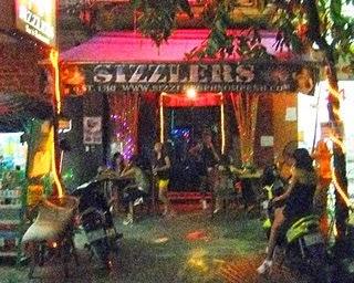 Cambodian bar girls