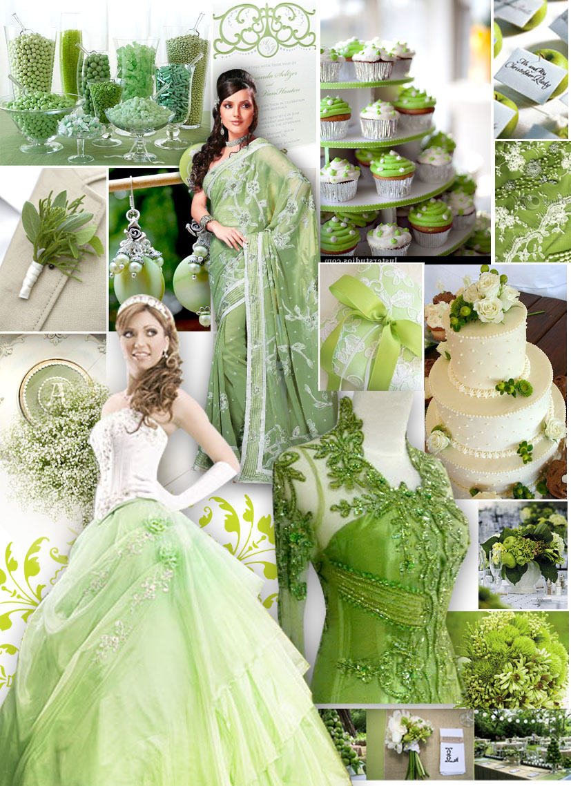 azra wedding project green wedding ideas