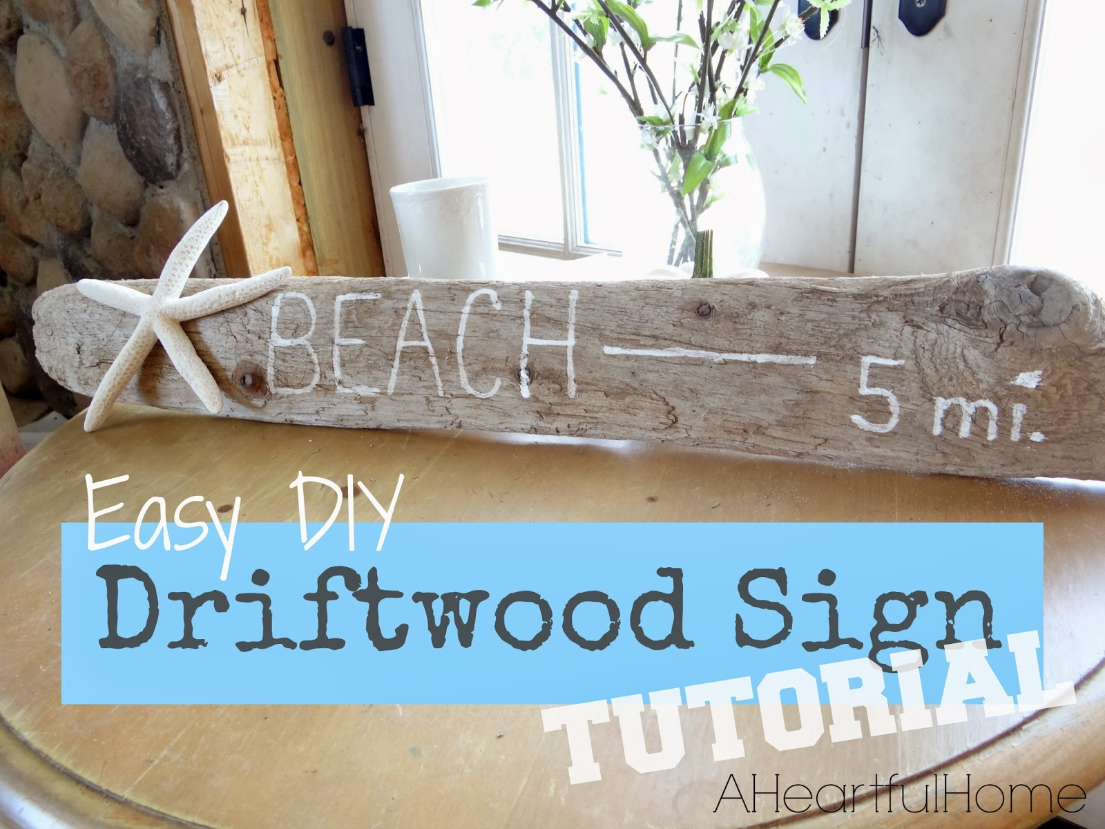 a heartful home 31 days of coastal style easy diy
