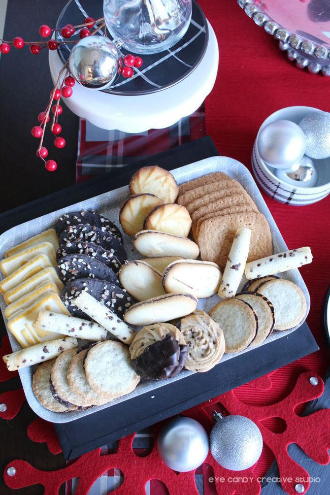 pepperidge farm cookies, holiday pairings, holiday party ideas