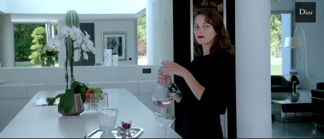 "Dior's Film ""Snapshot in LA"", Written & Directed by Marion Cotillard"