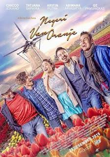 Rajawali Cinema Negeri Van Oranje