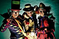 Teatro para niños del jueves 22 de diciembre de 2011 al domingo 8 de enero de 2012, representaciones en días sueltos