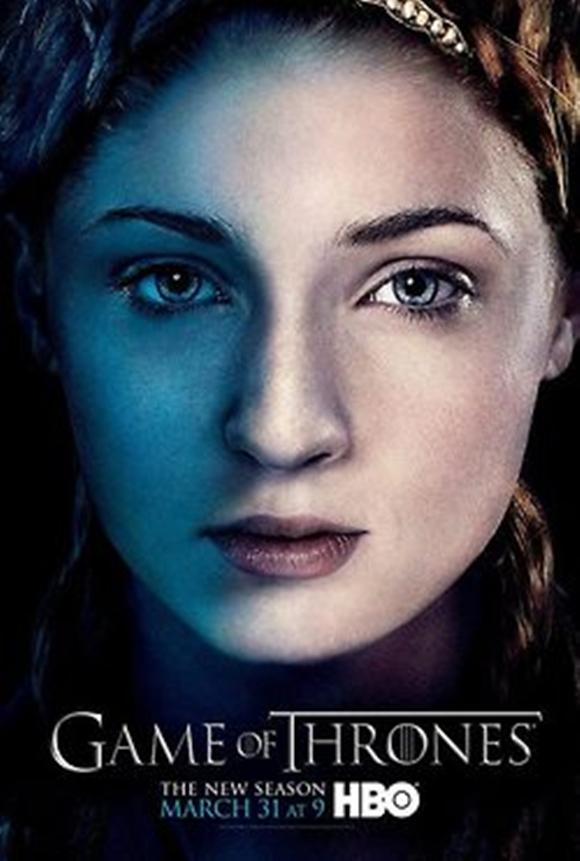 Game Of Thrones irma de meniminha