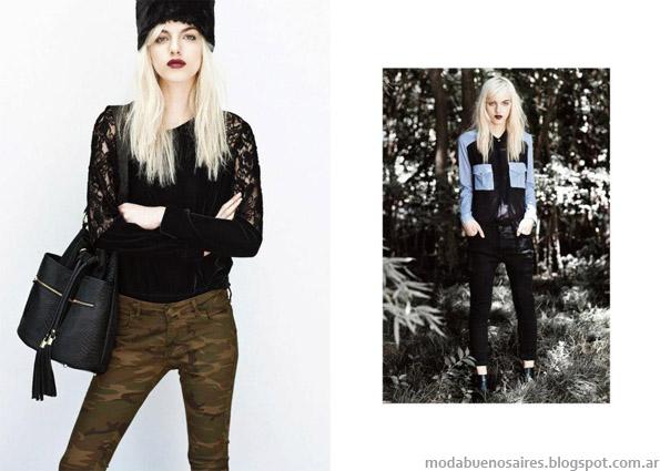 AY Not Dead invierno 2013 Moda Argentina