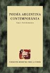 Poesía argentina contemporánea