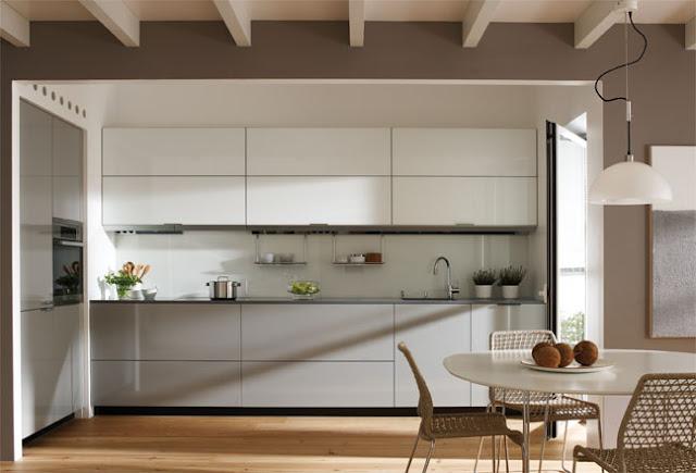 Cozinhas mantovani decora o e ideias - Campana extractora integrada ...