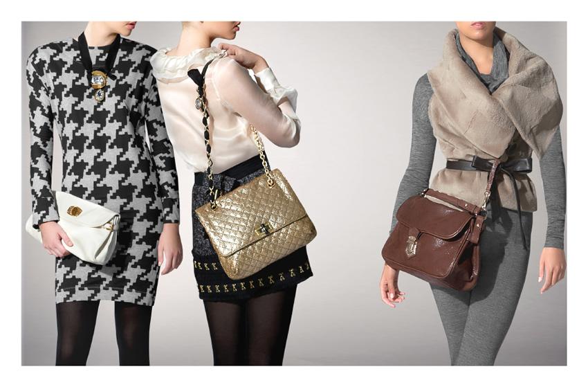 Top 5 Women's Handbags For Summer 2013: Lanvin Purse Handbags