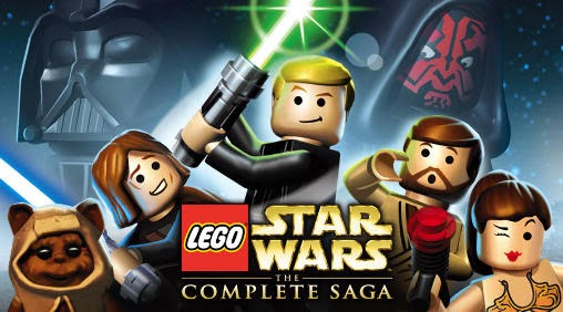 game Lego Star Wars The Complete Saga