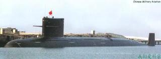 kapal selam terbaik cina