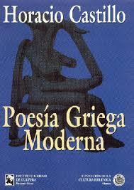 Descarga: Horacio Castillo - Poesía griega moderna