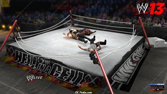 WWE '13 wii