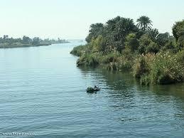 نهر النيل ، أطول نهر في العالم