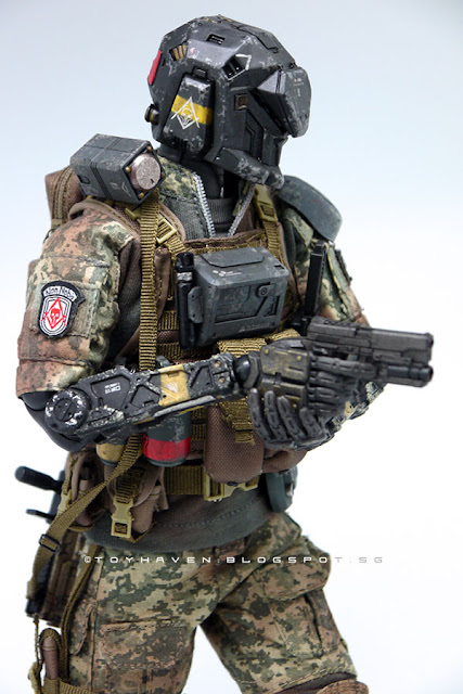 toyhaven: Devil Toys 1/6th scale War of Order Vol. 1 - The ...