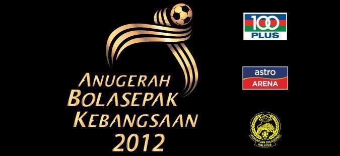 Keputusan Penuh Anugerah Bola Sepak Kebangsaan 100plus