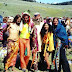 1969`s Hippies Woodstock Photos.