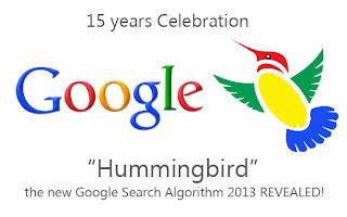 Mengenal Google Hummingbird Alogarithm