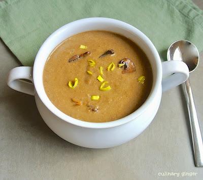alt Mushroom soup