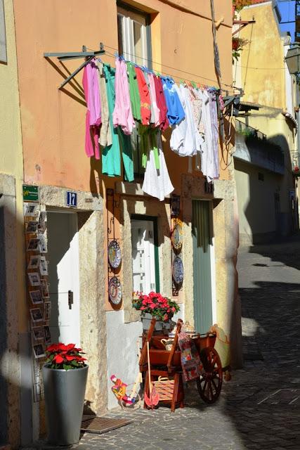 General Impressions of Lisbon