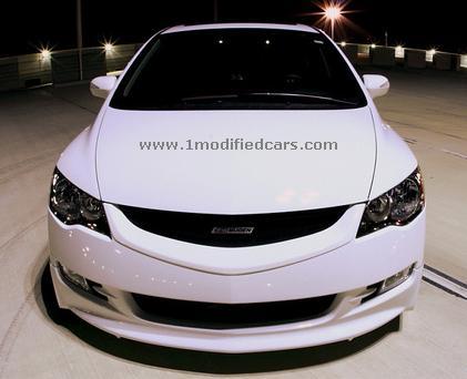 Acura Sports  on Modified Honda Civics   Sports   Modified Cars