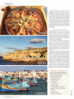 Malta's Mediterranean Charm. Photographs by Janie Robinson, Travel Writer