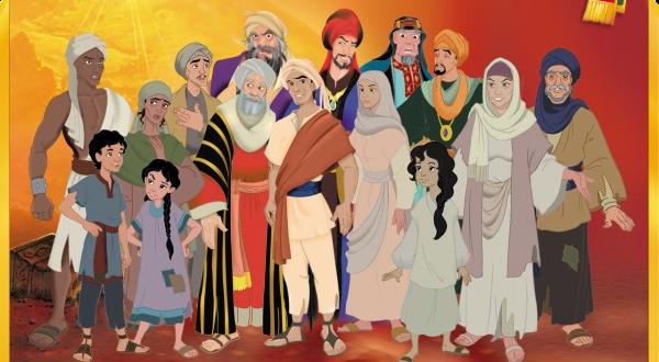 muhammad the last prophet movie duhok one