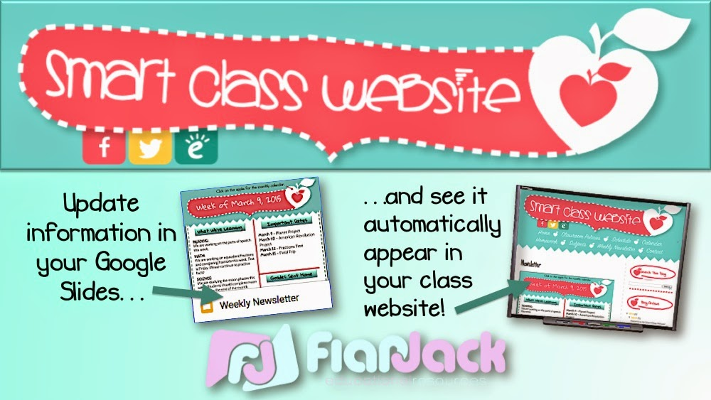 Smart Class Website Video