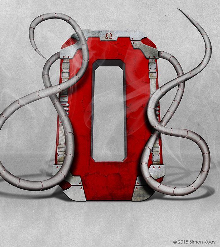 O for Omega Red