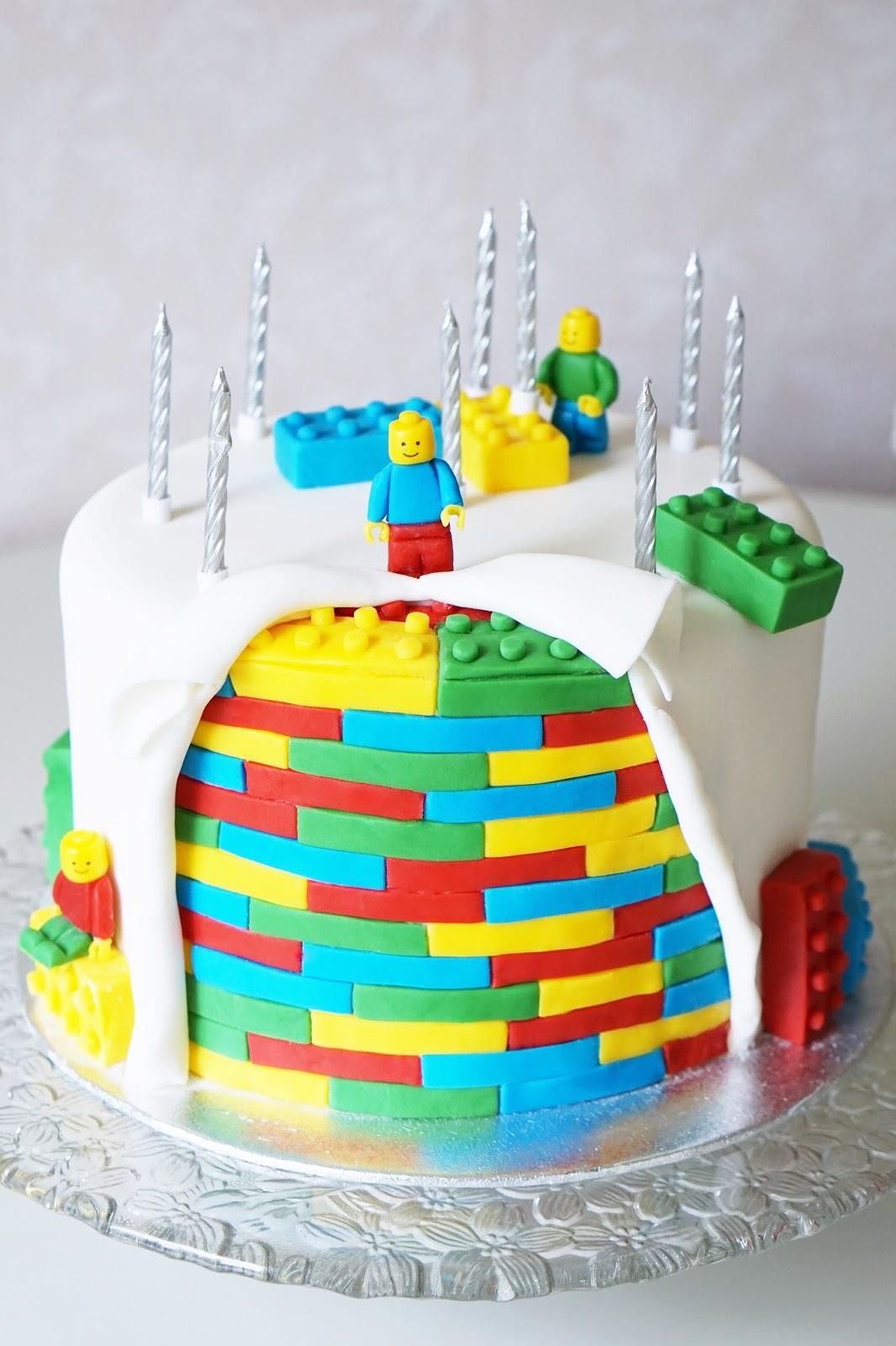 Eves Fika Arons Birthday Cakes