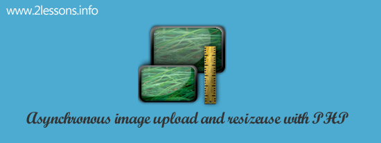 image resize using php