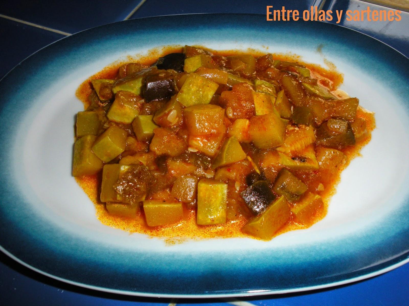 Entre ollas y sartenes pisto estilo franc s for Frances culinario 1