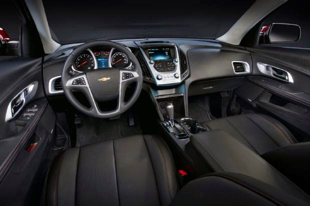 Updated 2016 Chevrolet Equinox Revealed