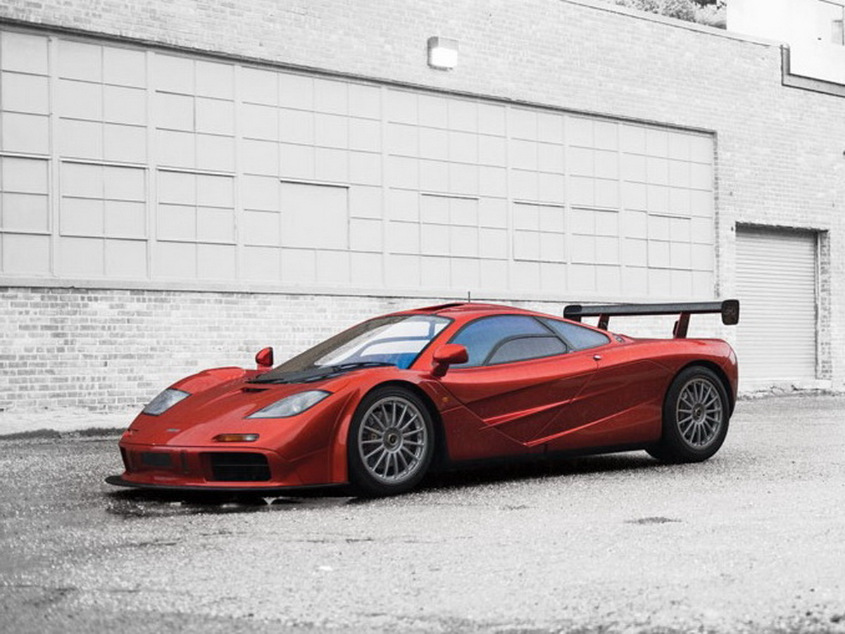 yes that s a mclaren f1 lm spec heading to an auction. Black Bedroom Furniture Sets. Home Design Ideas