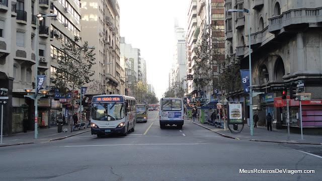 Av. 18 de Julio - Montevidéu, Uruguai