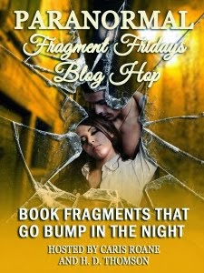 Paranormal Blog Hop = Dec 13/13