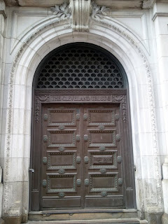 Door for the Cleveland Trust Building