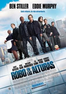 Robo en las Alturas (2011) - Latino