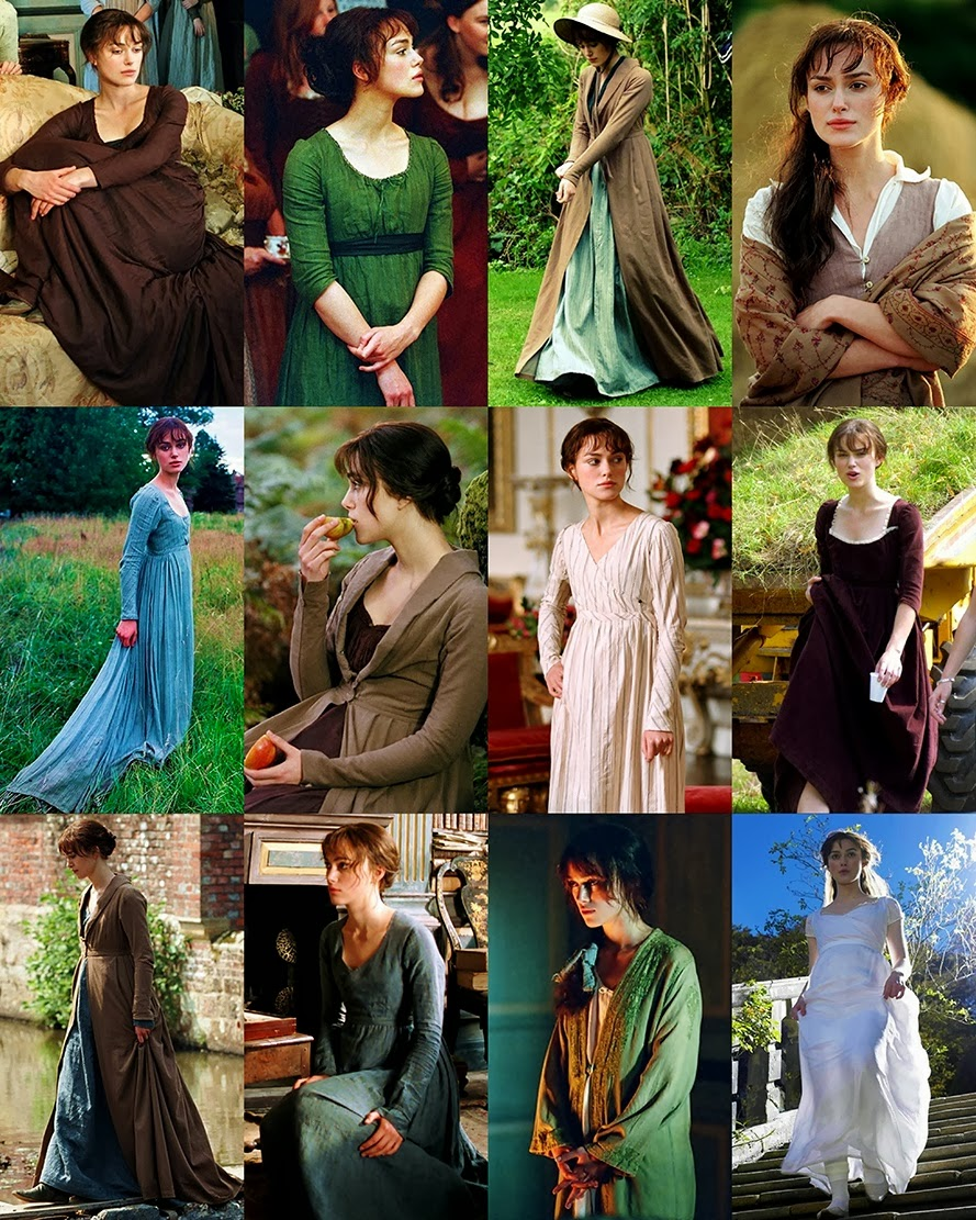 character of elizabeth bennet The pride and prejudice of the characters in jane austen's novel of almost every character in the book, and not just the protagonists elizabeth bennet and mr.