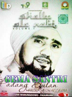 Mp3 Habib Syech Abdul-Qodir Assegaf Vol. 1-Gema Santri